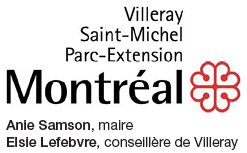 Logo Montreal-Villeray-Saint-Michel-Parc-Extension
